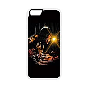Sinestro Skeleton iPhone 6 Plus 5.5 Inch Cell Phone Case White Exquisite gift (SA_641480)