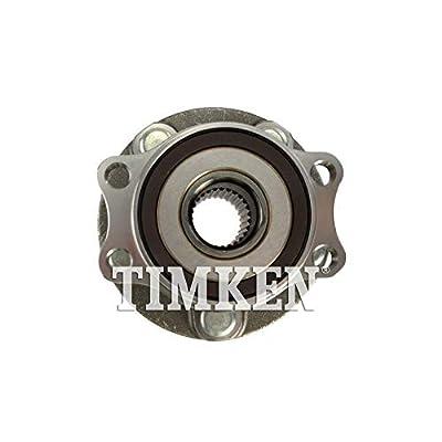 Timken HA590522 Wheel Bearing and Hub Assembly: Automotive
