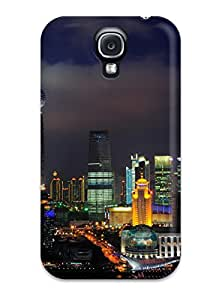 Awesome Case Cover/galaxy S4 Defender Case Cover(shanghai Nights China)