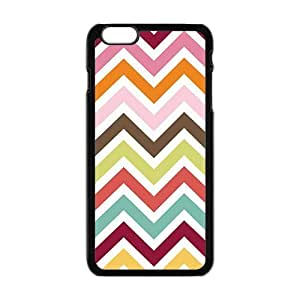 Colorful Waves Phone Case for Iphone6 plus