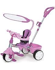 Little Tikes - 627361MX1 - Vélo et Véhicule pour Enfants - 4 en 1 Tricycle Evolutif - Fille