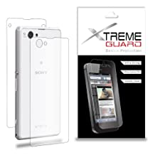 XtremeGuard™ Full Body Screen Protector for Sony Xperia Z1 Compact (Ultra Clear)