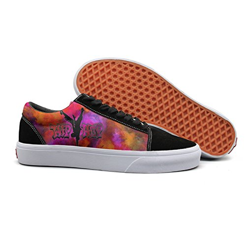 Canvas Bronx Shoe (HASIDHDNAC Fashio Canvas Shoes For Women Hip Hop Man Dance On The Ground With One Hand Skateboard Shoes)