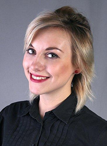 Oaonnea Womens Girls Assorted Multiple Ball Stud Earrings Set for Summer Vacation Piercing Earrings