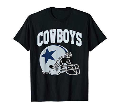 - Fan Loves football Shirt-Loves Cowboys Tee-shirt