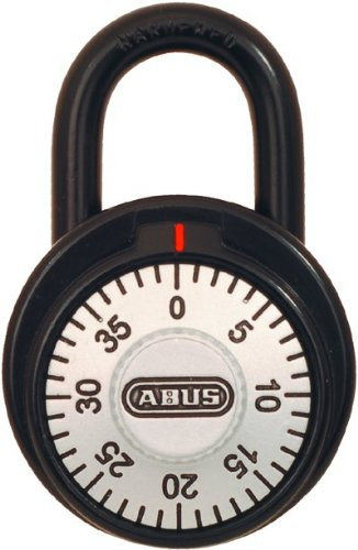 ABUS 78/50 2-Inch Locker Dial Combination Padlock, ()