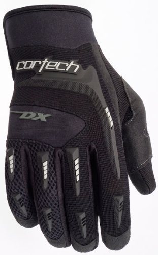 Icon Motorcycle Gloves Icon - Cortech Womens DX 2 Textile Street Motorcycle Gloves (Choose Size & Color)