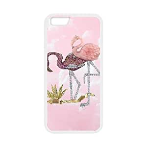 Be A Flamingo In A Flock Of Pigeons iPhone 6 4.7 Inch Cell Phone Case White Customized Toy pxf005_9672867