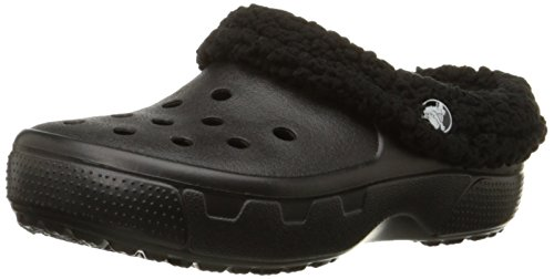 - Crocs Kids' Mammoth EVO Clog (Toddler/Little Kid),Black/Black,C12/13 M US Little Kid