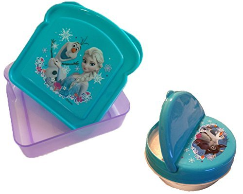 Disney® Frozen Sandwich Keeper and Snack Container