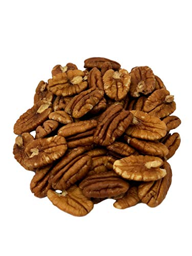 - NUTS U.S. - Pecan Halves, Fresh & Crunchy, Natural, NON-GMO!!! (3 LBS)