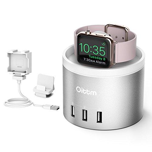 Apple Watch Charging Stand, Oittm[3 in 1 Bracke...