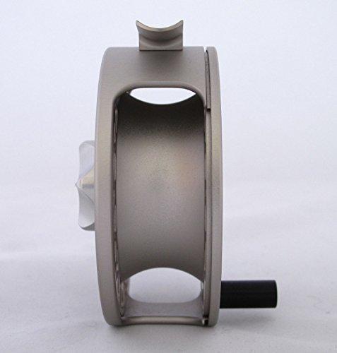 Waterworks Lamson Guru 2 Fly Reel, Silver, G2