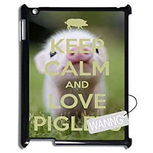 Piggy Ipad2,3,4 Cover Case, Piggy Custom Case for Ipad2,3,4 at WANNG