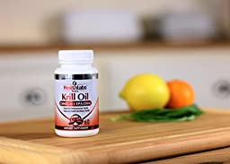 Health Labs Nutra Omega 3 Krill Oil 1000mg 30 Day Supply