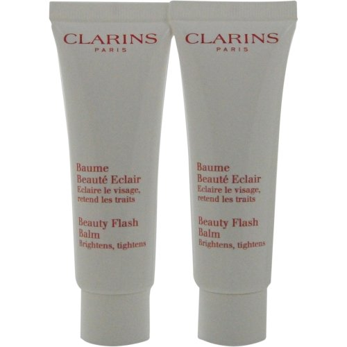 Clarins by Clarins Beauty Flash Balm Duo Pack --2x50ml/1.7oz Clarins by Clarins Beauty Flash Balm D
