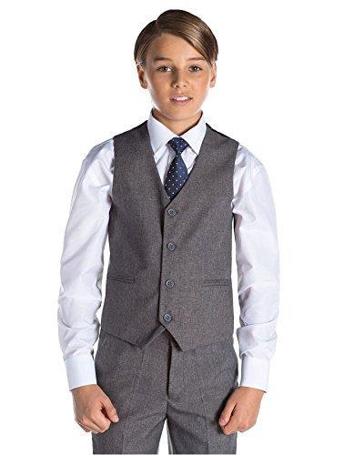 2aaca8dea Niños Ajustado Chaleco de vestir