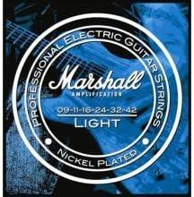Marshall MRSTR0942E - Juego de cuerdas para guitarra eléctrica ...