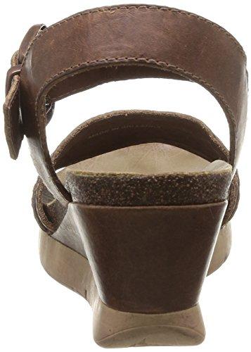PLDM by Palladium Fairhope - Sandalias de Vestir de cuero mujer marrón - marrón (cognac)