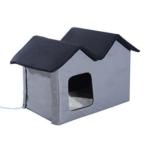 r Cat Shelter - Grey ()