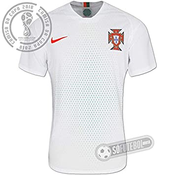 baf0b2ecaa Camisa Portugal - Modelo II: Amazon.com.br: Esportes e Aventura