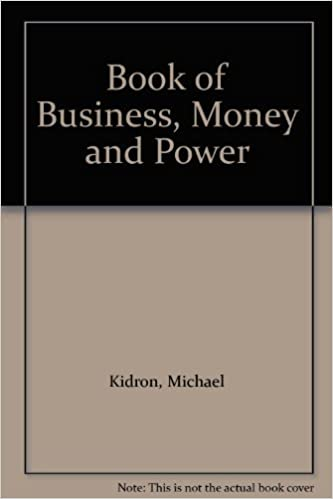 Book Book of Business, Money and Power