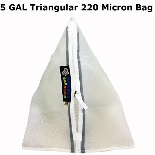 BUBBLEBAGDUDE Gallon Triangular Micron Machine product image