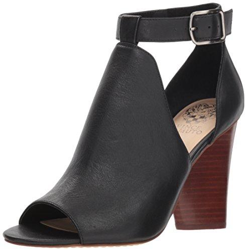 Vince Camuto Women's ADAREN Heeled Sandal, Black, 8 M US