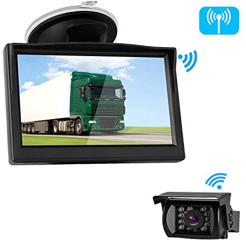 Emmako Digital Wireless Backup Camera 5