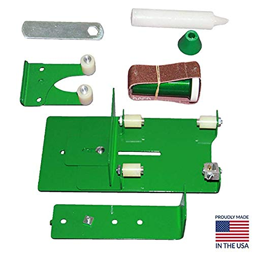 Glass Bottle Cutter Kit - Glass Cutter for Beer Bottles - Wine Bottle Cutting Tool to Cut Wine Glasses from Wine Bottles - Ephrems Deluxe Bottle Cutter Tool with Extreme Size Attachment and Adaptor Ephrem' s Bottle Cutter™ 4336849963