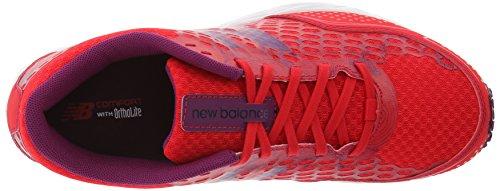 New Balance Women's W650V2 Running Shoe Red