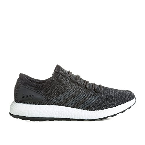 - adidas Men's Pure Boost Running Trainers US9.5 Black