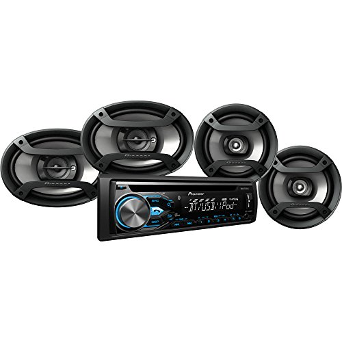 Compare Price To Pioneer Car Stereo System Package
