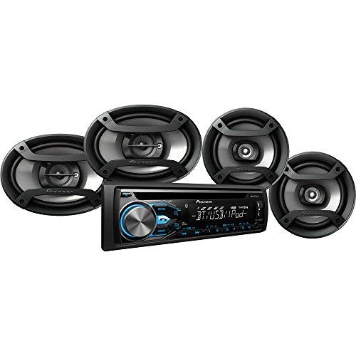 Pioneer DXT-X4969BT  Bluetooth CD Car Stereo Receiver Bundle