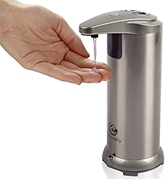 EcoDefy Automatic Touchless Soap and Sanitizer Dispenser