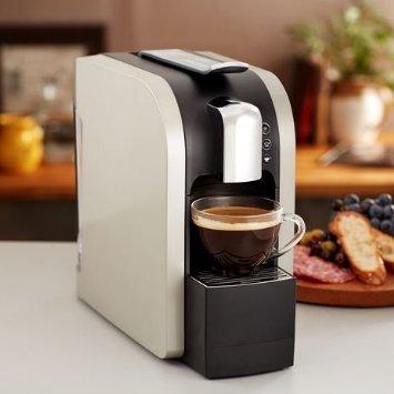 Starbucks Verismo 580 Brewer Coffee Machine Silver 12