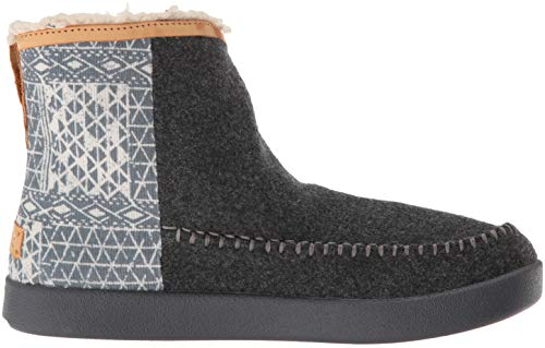 Ojai Charcoal Nice Boot Women's Sanuk Bootah Grey Ankle q7tPTH8wx
