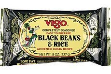 Vigo Black Beans & Rice Dinner 6oz 6 Pack by VIGO