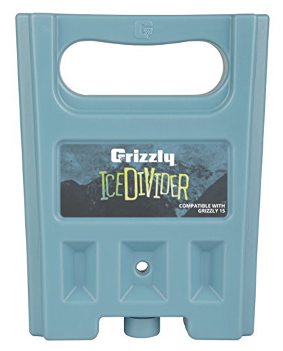 Grizzly Coolers Grizzly 15 Frozen Divider Ice Pack