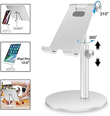 Fabulous Adjustable Tablet Phone Stand Lesgos Height Adjustable Download Free Architecture Designs Boapuretrmadebymaigaardcom