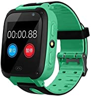 Relógio Inteligente Infantil DragonPad para Meninos e Meninas - Monitor GPS Seguro Anti-Perdidos para Crianças