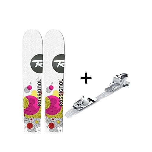 Rossignol Trixie Skis + Xpress 10 Bindings - 2018 Women's - 168 cm