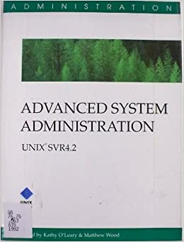 Advanced system administration...