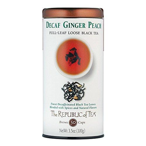 The Republic Of Tea Mango Ceylon Full-Leaf Black Tea