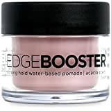 STYLE FACTOR EDGE BOOSTER MINI STRONG HOLD POMADE CONTROL GEL 0.85OZ TRAVEL