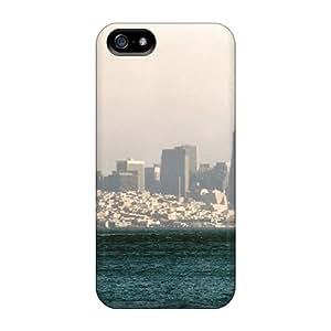 Excellent Design San Francisco Bay Area Phone Case For Iphone 5/5s Premium Tpu Case