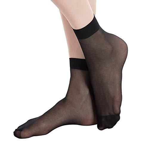 Amazon.com: Sanvan - Calcetines de tobillo para mujer con ...