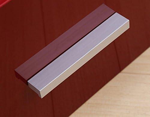 armarios o decoraci/ón Tiradores para muebles de VoleseniTM de aluminio antioxidante para caj/ón de cocina puertas