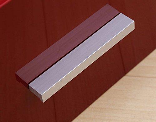 puertas de aluminio antioxidante Tiradores para muebles de VoleseniTM para caj/ón de cocina armarios o decoraci/ón