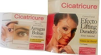 Cicatricure Set Completo (Una Caja Arrugas/Bolsas) y una ...